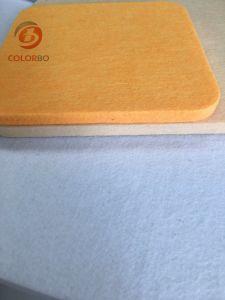 Polyester-Faser-akustisches Panel für Gebäude