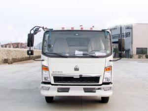 4X2 Esq/Dir caminhão de lixo 2 3 4 5 6 7 8 9 10 12 M3 de recolha de resíduos do Compactador Cbm caminhão de lixo comprimido
