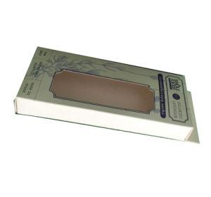 350GSM - Caja de cartón Caja de cartón con ventana de PVC Design