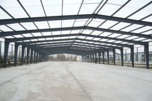 Fácil de instalar Los materiales de construcción Estructura de acero PEB