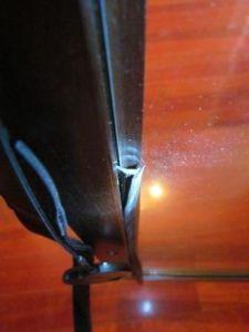 Guarnizione di alluminio della striscia di gomma del nitrile di profilo dell'espulsione
