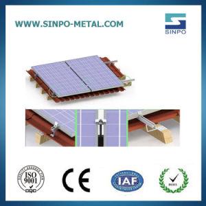 Zonne het Opzetten van het dak Steunen voor Zonnepaneel