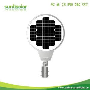 15W-120W de zonne OpenluchtStraatlantaarn van de Tuin van de Sensor van de Motie