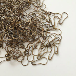 優れたQuality Copper 22mm Length Metal DIY Making Safety Pins