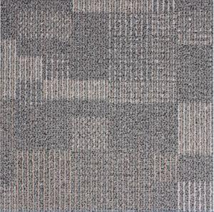 현대 작풍 우아 상업적인 PVC 양탄자