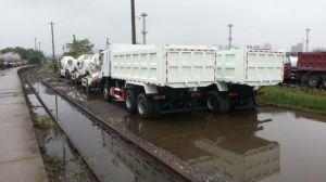 Hongyan Genlyon 6X4 15m3水タンク車290HP Cq1254HMG384
