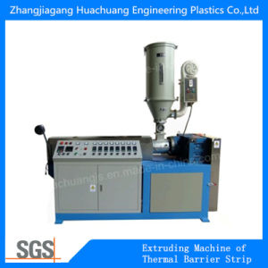 Machine van de Strook van de Onderbreking van het polyamide de Thermische