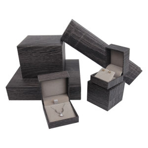 رماديّ بلاستيكيّة سوار هبة مجوهرات جو [جولّري] يعبّئ صندوق