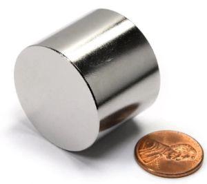 N30 - N52 Пользовательские размеры неодимовых магнитов NdFeB редкоземельные