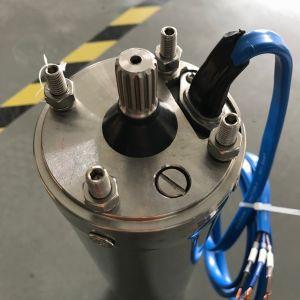 5no 1500W 2HP BLDC Centrífuga Bomba de irrigação Sytsem Submersibel Solar