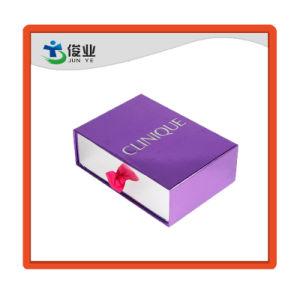 رفاهيّة مستحضر تجميل تخزين تعليب مستحضر تجميل صندوق/صنع وفقا لطلب الزّبون صندوق من الورق المقوّى