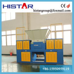 Trituradora de papel industrial para el palet de madera paneles de MDF// E-basura