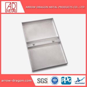Пвдф Spray покрытие алюминиевый лист для твердых внешних наград