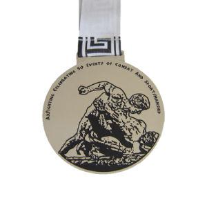 Förderndes Geschenk-kundenspezifische kupferne Decklack-Metallherausforderungs-Medaille (082)