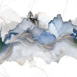 3D ОКРАСКА плитки на стены и пол