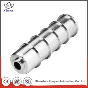 La perforación de aluminio mecanizado CNC lavado parte