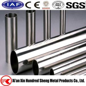 A269 304L 316L de Naadloze Pijp Gelaste Buis van het Roestvrij staal ASTM