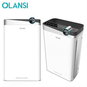 Green House avec ce filtre à air certifié Olansi BSCI