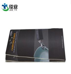 주문품 전자 색깔 서류상 카드 기계설비 색깔 꼬리표 UV 두꺼운 꼬리표 생산