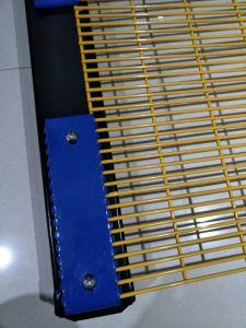 Tec-Sieve 358- Anti subir la malla de alambre/Anti malla de alambre de corte/alto de la seguridad del sistema de valla de malla de alambre