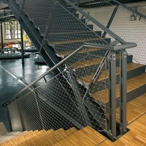 Câble de ligne inox Mesh pour les escaliers, câble en acier ...