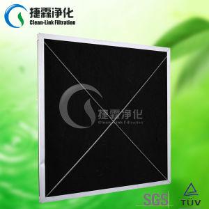 Opvouwbare de Plank Geactiveerde Filters van de Lucht van de Koolstof