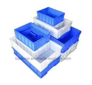 De HDPE caixa de volume de plástico forte e durável