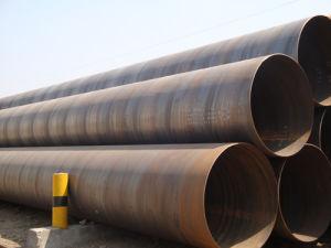 Tubo d'acciaio api 5L X56, X60, X65, X70 per acqua ed accatastamento di LSAW SSAW Sawh