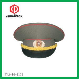 Geborduurde het Blauw van het leger wierf de Algemene Kappen van de Dienst aan (cpa-14-1151)