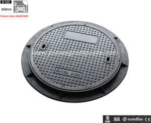 Drain、Rain、Cable ProtectionのためのEn124 Jinmeng Brand FRP Manhole Cover