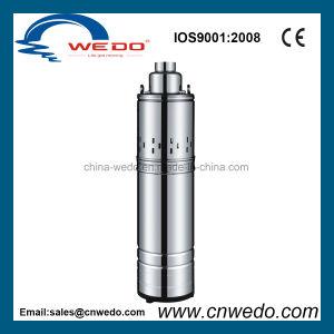 4qgd1.2-50-0.37 Parafuso submersíveis em aço inoxidável da bomba de água