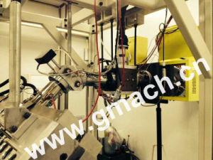 Bomba de fusão para linha de extrusão de filme fundido em plástico