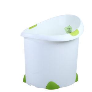 Новые душ в ванной комнате моды пластмассовую ванну ковш для грудных детей