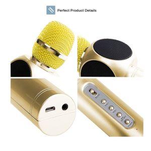 Mini портативная студия записи микрофона