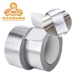 La mejor conductora de aislamiento térmico de lámina de aluminio negro cinta butilo