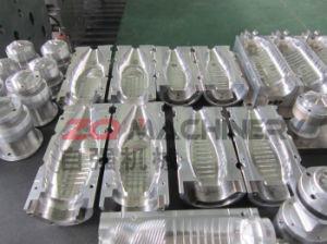 Plastic het Vormen van de Slag van het Huisdier van de Maker van de Fles Automatische Machine (zq-b600-6 met Ce)