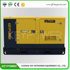 Type d'auvent 56kVA Groupe électrogène Diesel avec moteur Cummins