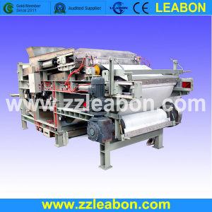 수평한 유형 진창 압박 필터 기계