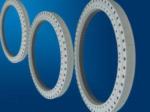 Engranaje exterior externo de velocidades de rotación del cojinete giratorio anillo el cojinete caciones. 061.20.0644