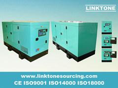 24kw Deutz Silent Diesel Generator (LTD-24)