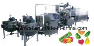 La Gelée de automatique/Ligne de production de bonbons gommeux (GD150Q)