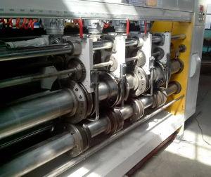 Flexibles Karton-Hochgeschwindigkeitsdrucken-kerbende Maschine