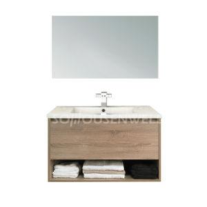 Muebles de Baño simple y pequeña vanidad de baño individual y Conjunto disipador