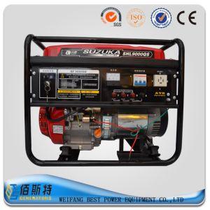 5KW pouco populares gerador gasolina portátil para venda