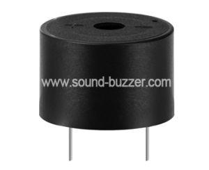10mm 3V 5V 12V 80dB 액티브한 오디오 자석 초인종 (MSES10A)
