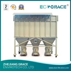 Collettore di polveri Pulsing del filtro a sacco