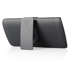 2018 LG G3のための最も新しい到着の高品質の精神パターンホルスターのコンボの箱Kickstand
