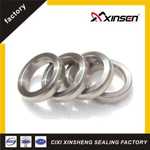 Ovale Ring-Verbindungs-Dichtung im Metallmateriellen weichen Eisen, SS304, SS316, SS316L