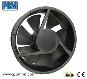 254 x89мм DC вентиляции осевой вентилятор