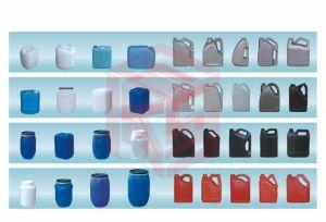 Macchina di modellatura del colpo delle latte delle bottiglie dell'olio per motori